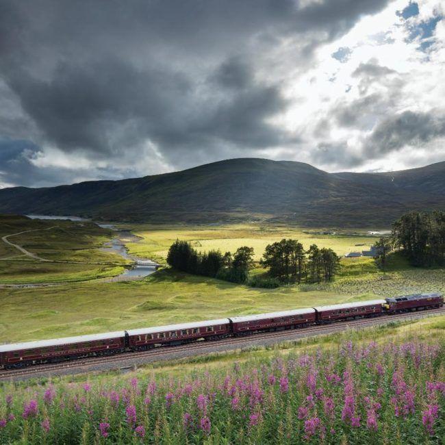 A bord du Royal Scotsman - Merveilles Panoramiques - Western Scenic Wonders