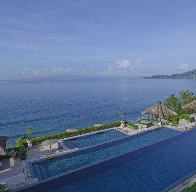Amankila - Indonésie