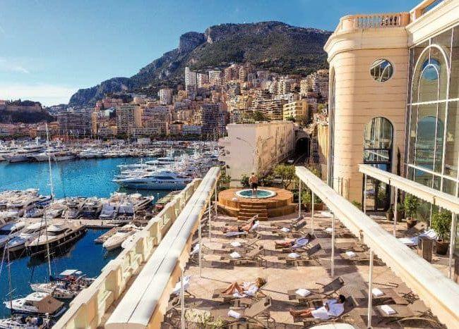 Hermitage Monte-Carlo - Monaco
