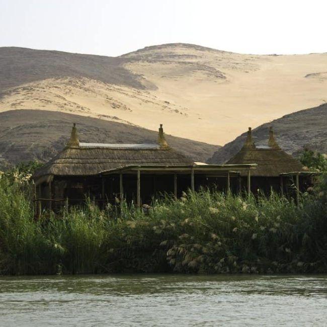 Serra Cafema - Namibie