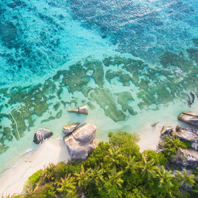 Au cœur des Seychelles