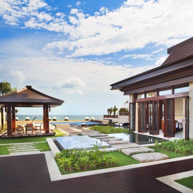 The St. Regis Sanya Yalong Bay Resort - Chine