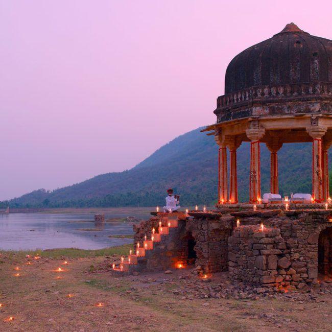 Sur les pas des Maharadjas - Inde