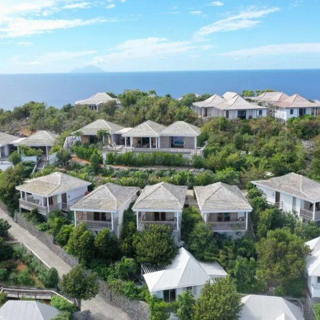 Villa Marie Saint Barth - Caraïbes