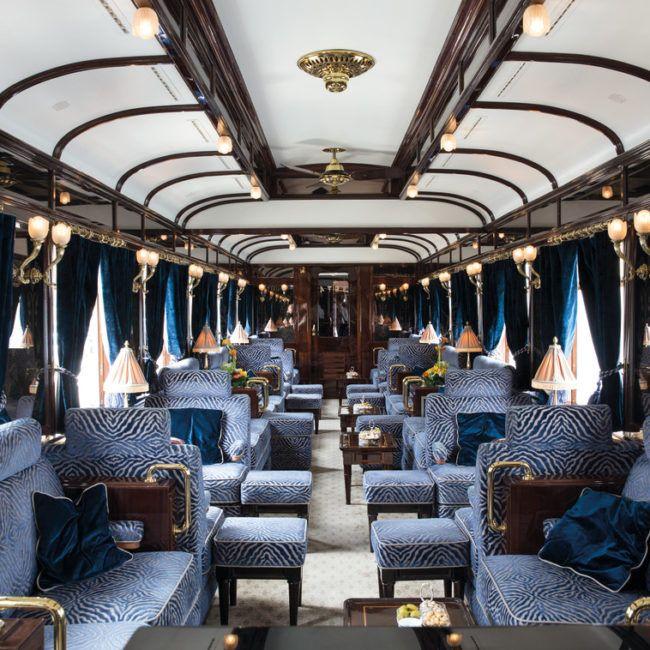 De Venise à Paris par le Venice Simplon Orient Express - Italie