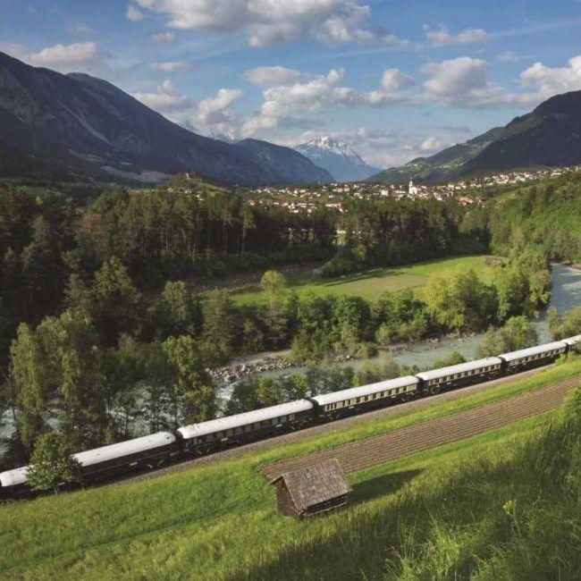 De Vienne à Paris par le Venice Simplon Orient Express - Autriche
