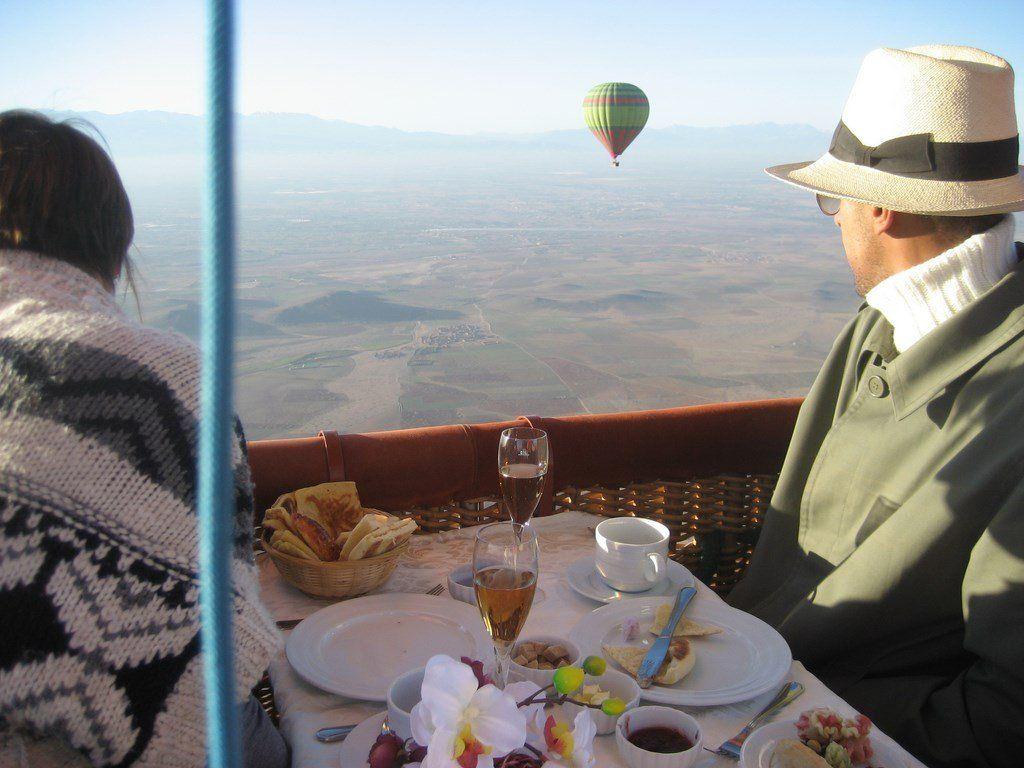 Séjour romantique à Marrakech