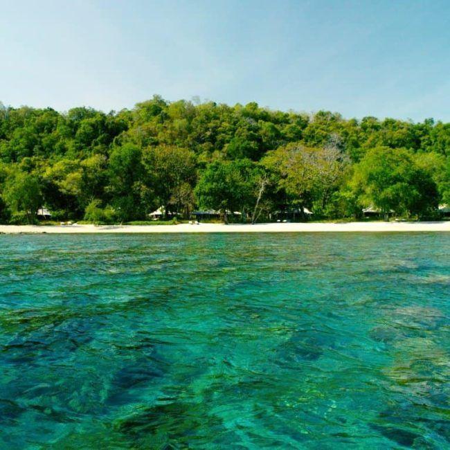 Amanwana - Indonésie