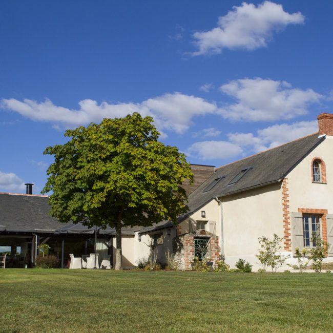 Domaine de la Soucherie - Anjou Val de Loire