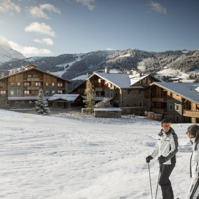 Les Chalets du Mont d'Arbois