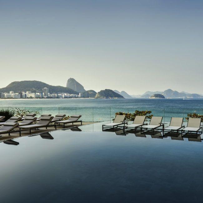 Fairmont Rio de Janeiro Copacabana - Brésil