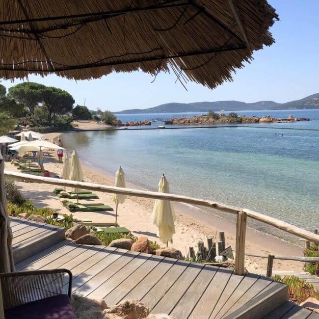 Grand Hôtel de Cala Rossa - Corse