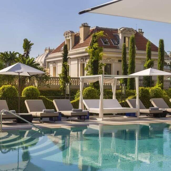 Hôtel Métropole Monte Carlo - Monaco