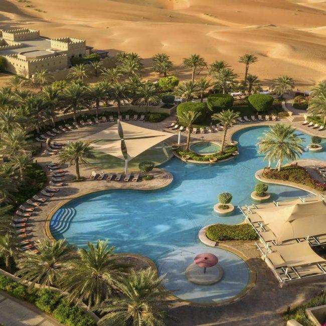 Qasr Al Sarab Desert Resort by Anantara - Emirats Arabes Unis