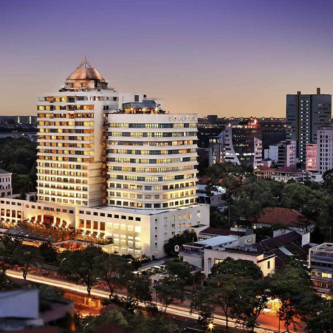 Sofitel Saigon Plaza - Vietnam